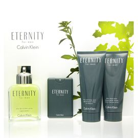 Calvin Klein Eternity for Men Set - EDT 100 ml + EDT 20...