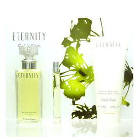 Calvin Klein Eternity Woman Set - EDP 100 ml + EDP 10 ml...