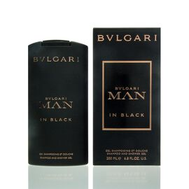 Bvlgari Man in Black Shower Gel 200 ml