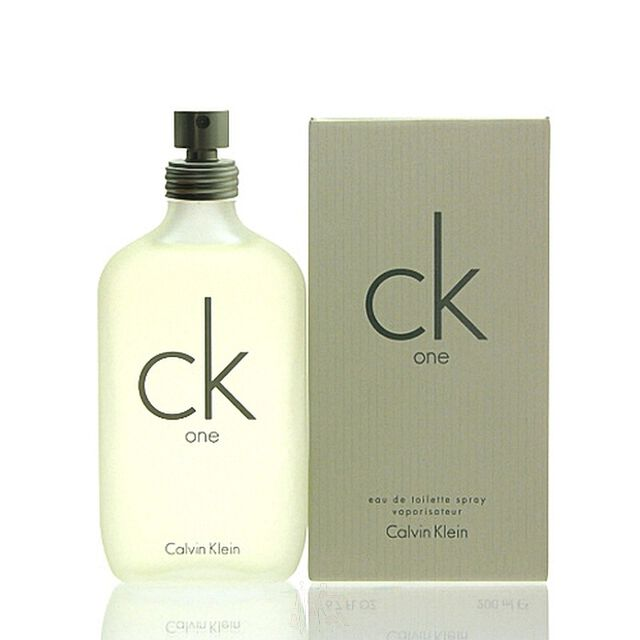 Calvin Klein CK ONE Eau de Toilette Spray 100 ml