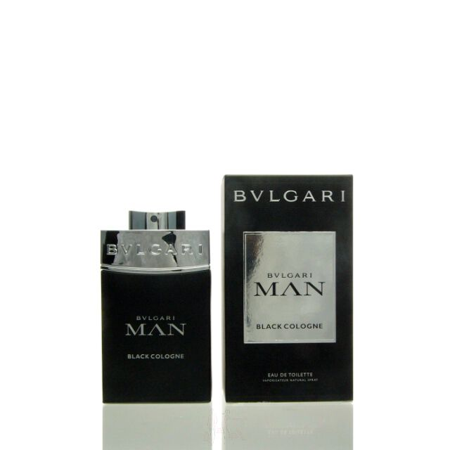 Bvlgari Man Black Cologne Eau de Toilette 60 ml