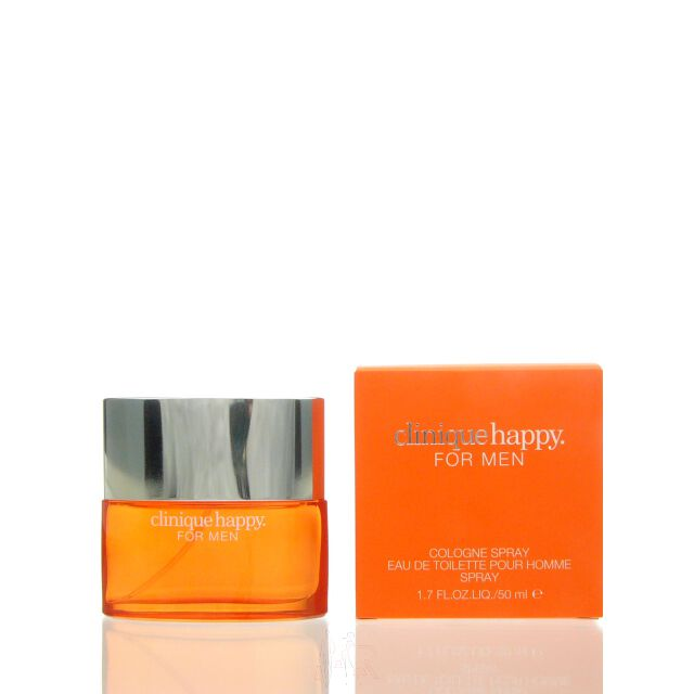 Clinique Happy for Men Cologne Eau de Toilette 50 ml