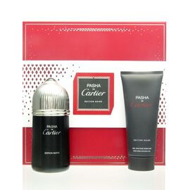 Cartier Pasha de Cartier Édition Noire Set - EDT 100 ml +...