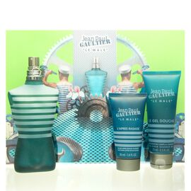 Jean Paul Gaultier Le Male Set - EDT 125 ml + SG 75 ml +...