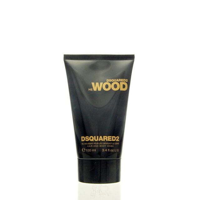 Dsquared² He Wood Hair and Body Wash 100 ml