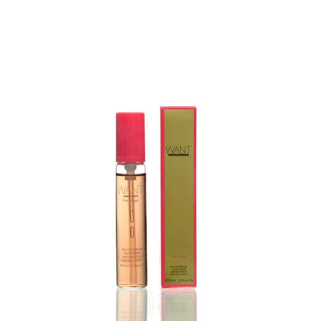 Dsquared² Want Pink Ginger Eau de Parfum 15 ml