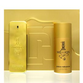 Paco Rabanne One 1 Million Set - EDT 100 ml + DS 150 ml