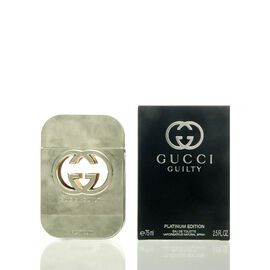 Gucci Guilty Platinum Edition Eau de Toilette 75 ml