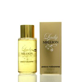 Paco Rabanne Lady Million Shower Gel 200 ml