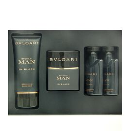 Bvlgari Man in Black Set - EDP 30 ml + ASB 40 ml + SG 40 ml