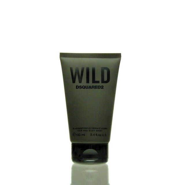 Dsquared² Wild Hair and Body Wash 100 ml