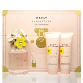 Marc Jacobs Daisy Eau So Fresh Set - EDT 75 ml + BL 75 ml...
