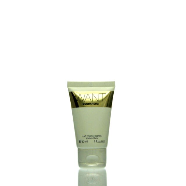 Dsquared² WANT Bodylotion 30 ml