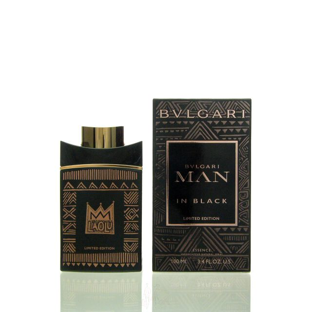 Bvlgari Man in Black Essence Eau de Parfum 100 ml