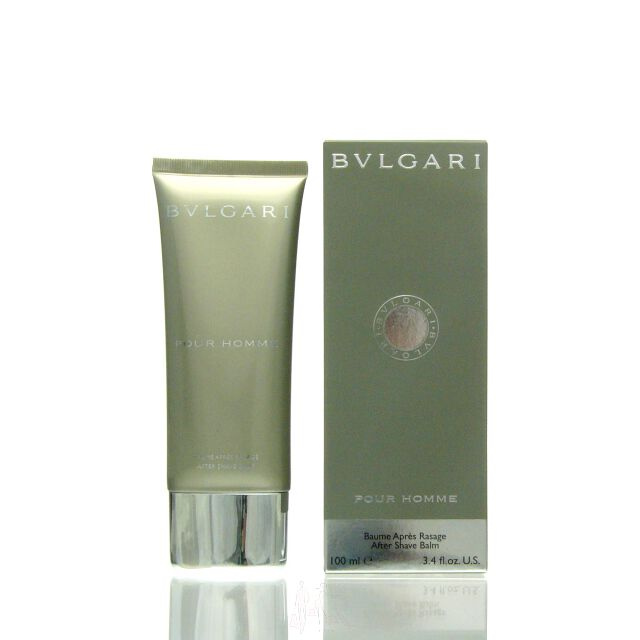 Bvlgari pour Homme After Shave Balsam 100 ml