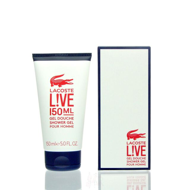 Lacoste Live Man Shower Gel 150 ml