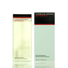 Porsche Design Sport Hair & Body Shampoo 200 ml