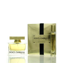 Dolce & Gabbana D&G THE ONE Set EDP 75 ml + EDP 7,4 ml