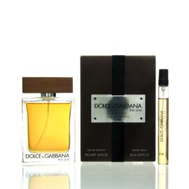 Dolce & Gabbana D&G The One for Men SET- EDT 100 ml + EDT...
