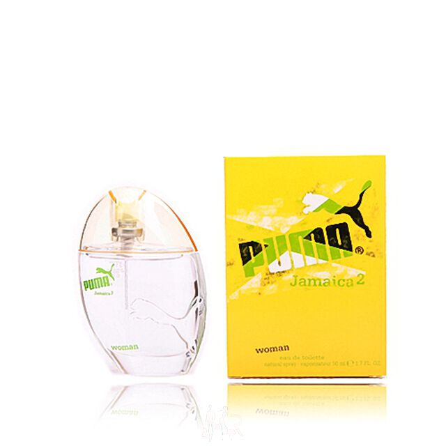Puma Jamaica 2 Woman Eau de Toilette 50 ml