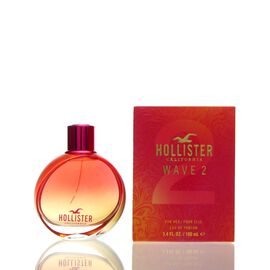 Hollister California Wave 2 for Her Eau de Parfum 100 ml