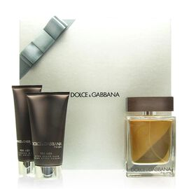 Dolce & Gabbana D&G The One for Men SET- EDT 100 ml + AS 75 ml + SG 50 ml