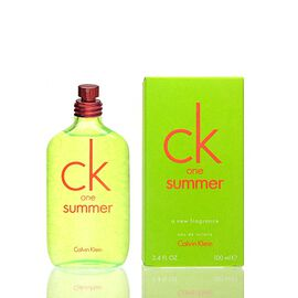Calvin Klein CK One Summer 2012 Eau de Toilette 100 ml