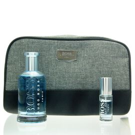 Hugo Boss Bottled Tonic Set - EDT 100 ml + EDT 8 ml + Tasche