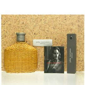 John Varvatos Artisan Set - EDT 125 ml + TS 17 ml + Mini...