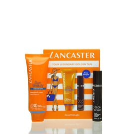 Lancaster Velvet Touch Set - FC 50 ml + SRS 10 ml