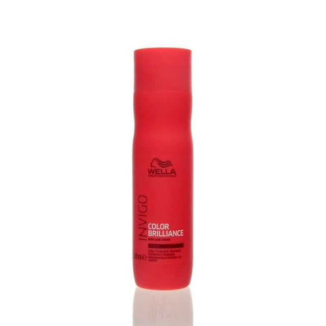 Wella Professionals INVIGO Color Brilliance Protect Coarse Shampoo 250 ml