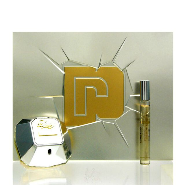 Paco Rabanne Lady Million Lucky Set - EDP 80 ml + EDP 10 ml
