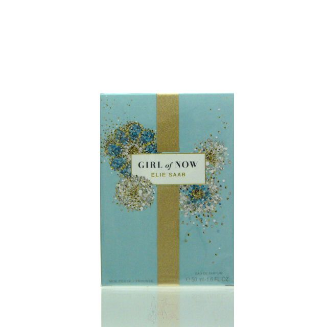 Elie Saab Girl of Now Set - EDP 50 ml + Tasche
