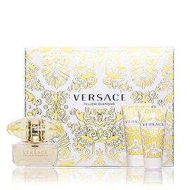 Versace Yellow Diamond SET - EDT 50 ml + BL 50 ml + SG 50 ml