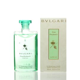 Bvlgari Eau Parfumée Au The Vert Shampoo & Shower Gel 200 ml