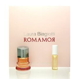 Laura Biagiotti Romamor Donna Set - EDT 25 ml + EDT 10 ml