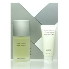 Issey Miyake L eau Dissey pour Homme Set - EDT 75 ml + SG...