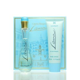 Laura by Laura Biagiotti Set - EDT 25 ml + Bodylotion 50 ml