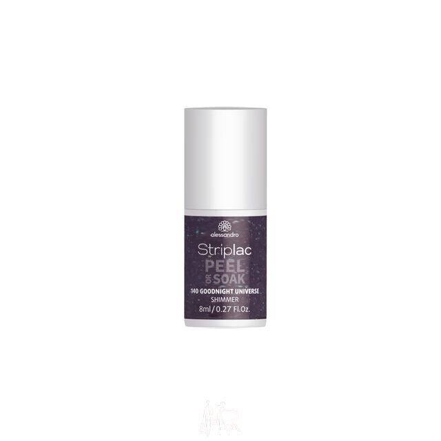 Alessandro Striplac Peel or Soak 140 Good Night Universe 8 ml
