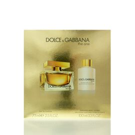 Dolce & Gabbana D&G The One Set - EDP 75 ml + BL 100 ml