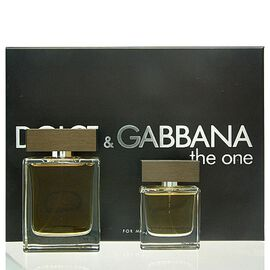 Dolce & Gabbana D&G The One for Men SET- EDT 100 ml + EDT 30 ml
