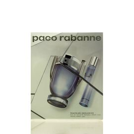 Paco Rabanne Invictus Set - EDT 100 ml + EDT 20 ml