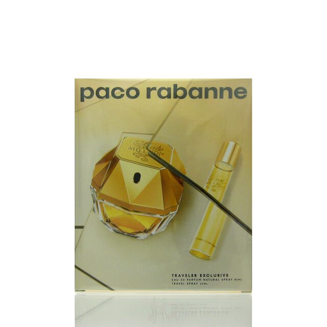 Paco Rabanne Lady Million Set - EDP 80 ml + EDP 20 ml