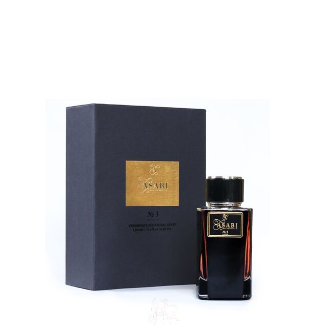 Asabi No. 3 Eau de Parfum Intense Unisex 100 ml