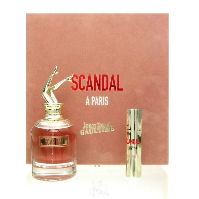 Jean Paul Gaultier Scandal A Paris Set - EDT 80 ml + EDT 10 ml