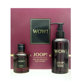 Joop Wow for Women Set - EDT 60 ml + SG 250 ml