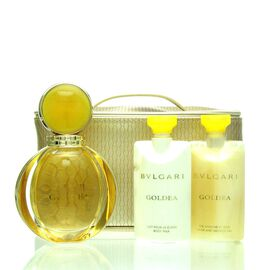 Bvlgari Goldea Set - EDP 90 ml + BL 75 ml + SG 75 ml +...