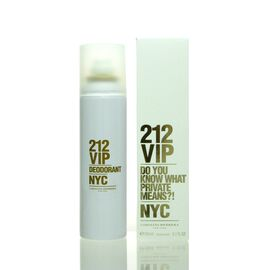Carolina Herrera 212 VIP Deodorant Deo Spray 150 ml