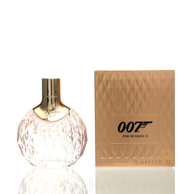 James Bond 007 for Women II Eau de Parfum 75 ml