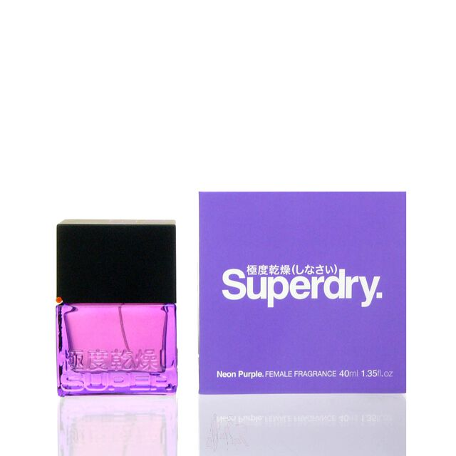 Superdry Neon Purple Eau de Cologne 40 ml